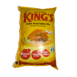 Kings Groundnut oil 1L