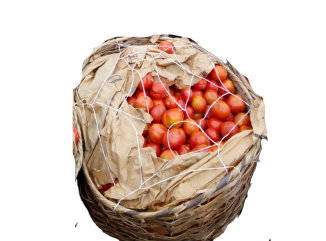 Tomatoes (a basket)